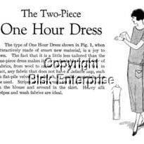 Make a Vintage 1920s Flapper Dress ..