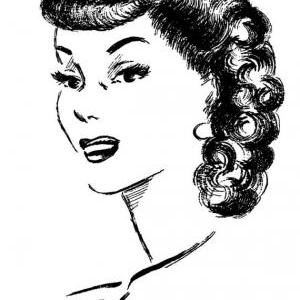 1940s WWII HAIRSTYLES Get that PINU..